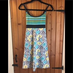 Lola Activewear Dress Size XS With Built in Bra